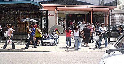 Las Ciudades Más Grandes De Trinidad Y Tobago