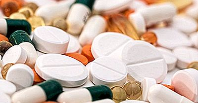 Største Farmasøytiske Markeder I Verden Etter Land