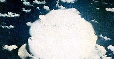 Bikini Atoll, Marshallöarna - Webbplats För Det Första Vätgasbombstestet