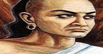 Biografia Lui Chanakya - Marele Diplomat Al Indiei Antice