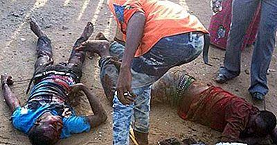 Boko Haram - Internationale Terrororganisationen