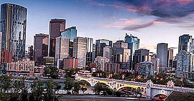 Canadiske Byer Efter Arbejdsløshedsrente