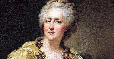 Catherine La Grande De Russie - Leaders Mondiaux De L'Histoire