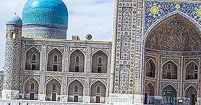 I Principali Centri Culturali Ed Economici Dell'Asia Centrale