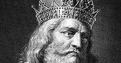 Charlemagne: Große Herrscher In Der Geschichte