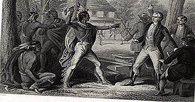Chefe Tecumseh - Figuras Importantes Da História