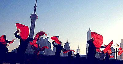 Chinesische Kultur Und Traditionen