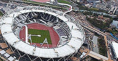 Orașele Care Au Găzduit Mai Multe Jocuri Olimpice De Vară