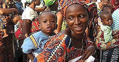 Pays Ayant Les Taux De Mortalité Maternelle Les Plus Élevés