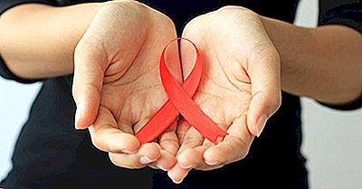 Länder Mit Den Höchsten Raten Von HIV Unter Jungen Frauen