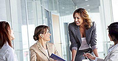 Lande Med Mest Lige Muligheder For Kvindelige Forretningsførere