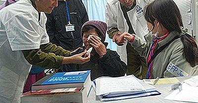Länder Mit Den Meisten Ausländischen Ausgebildeten Ärzten