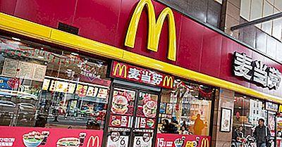 Länder Mit Den Meisten McDonald'S