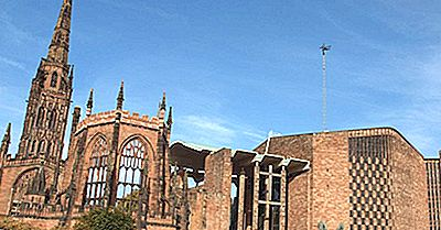 Coventry Cathedral - Bemerkenswerte Kathedralen