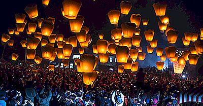 Die Kultur Und Traditionen Von Taiwan