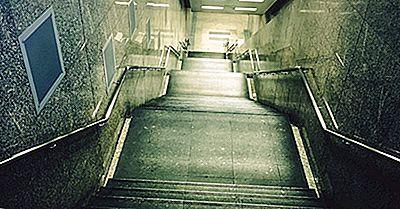 Stations De Métro Les Plus Profondes Du Monde