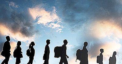 Los Diferentes Tipos De Migración Humana