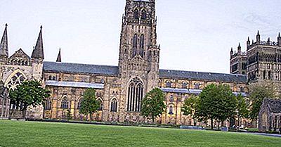Durham Cathedral - Anmärkningsvärda Katedraler