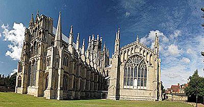 Ely-Katedralen - Anmärkningsvärda Katedraler