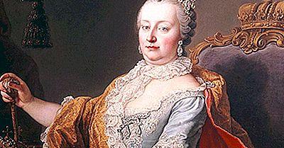 Kejserinde Maria Theresa - Verdensledere I Historie