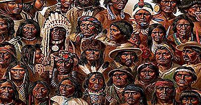 Lingue Native In Via Di Estinzione Degli Stati Uniti