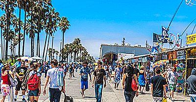 A Composição Étnica Da População Da Califórnia