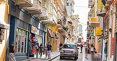 La Composition Ethnique De Porto Rico