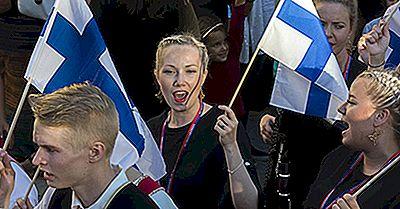 Etniska Grupper Och Nationaliteter I Finland