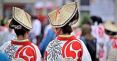 Groupes Ethniques Et Nationalités Au Japon