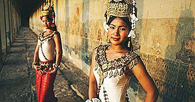 Etniska Grupper I Kambodja