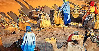 Os Grupos Étnicos Em Marrocos