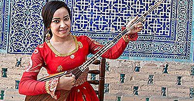Groupes Ethniques En Ouzbékistan