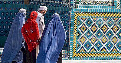 Grupos Étnicos Do Afeganistão