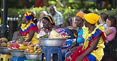 Gruppi Etnici Della Colombia