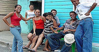 Etniska Grupper I Dominikanska Republiken