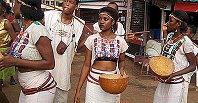 Etniska Grupper I Guinea (Conakry)