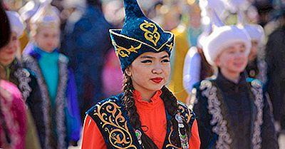 Grupos Étnicos Do Cazaquistão