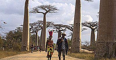 Grupos Étnicos De Madagascar