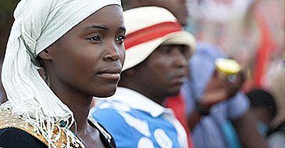 Etnische Groepen Van Mozambique