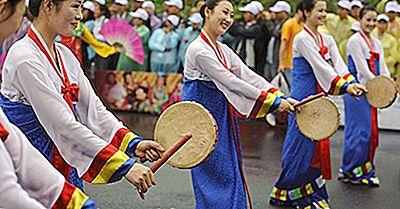 Grupos Étnicos De Corea Del Norte