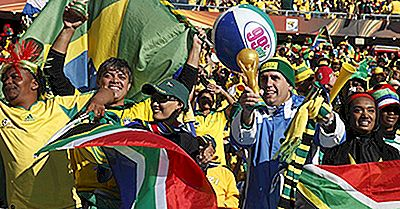 Grupos Étnicos De Sudáfrica