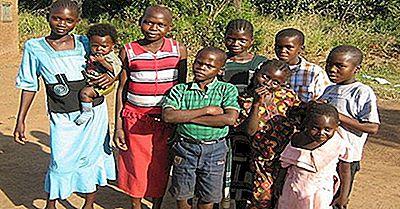 Grupos Étnicos De Sudán Del Sur
