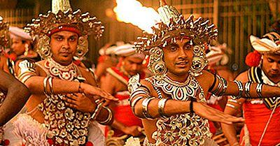 Etniske Grupper Af Sri Lanka