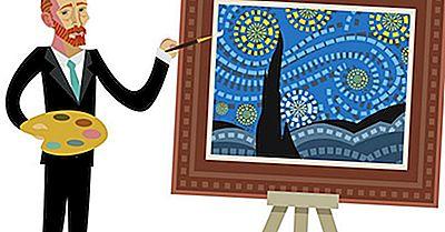 Berømt Kunstværk: Den Starry Night