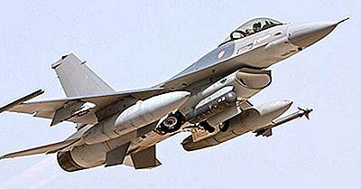 Fighter Planes Of Air Forces Rundt Om I Verden