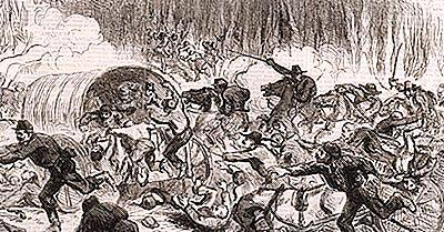 Première Bataille De Bull Run: La Guerre Civile Américaine