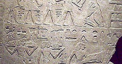 Den Första Mellanliggande Kungarikets Dynastier I Det Antika Egypten