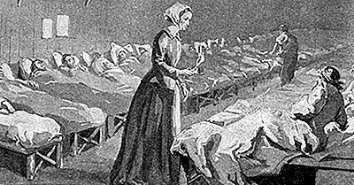 Florence Nightingale - Cifras Importantes En La Historia
