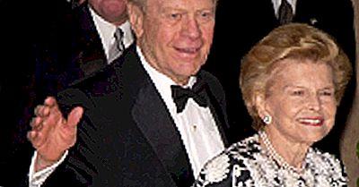 Gerald Ford - Présidents Américains Dans L'Histoire