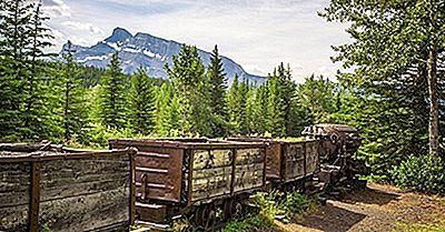 Cidades Fantasma Do Canadá: Bankhead, Alberta